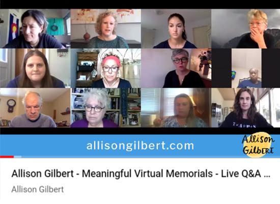 Virtual-Memorials